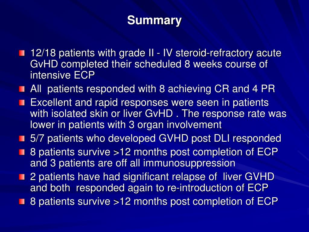 steroid-refractory gvhd