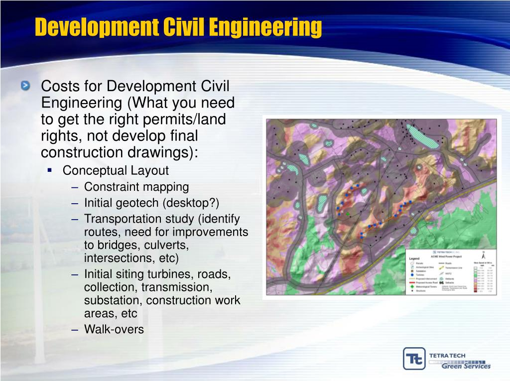 Development Civil Engineering