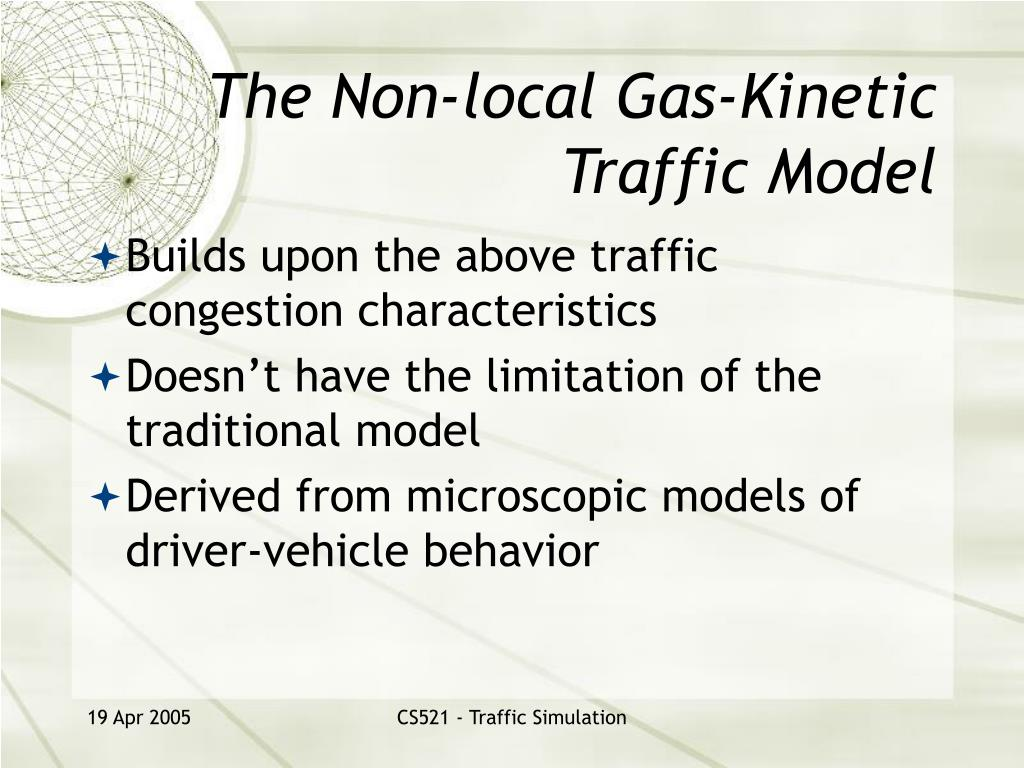 The Non-local Gas-Kinetic Traffic Model