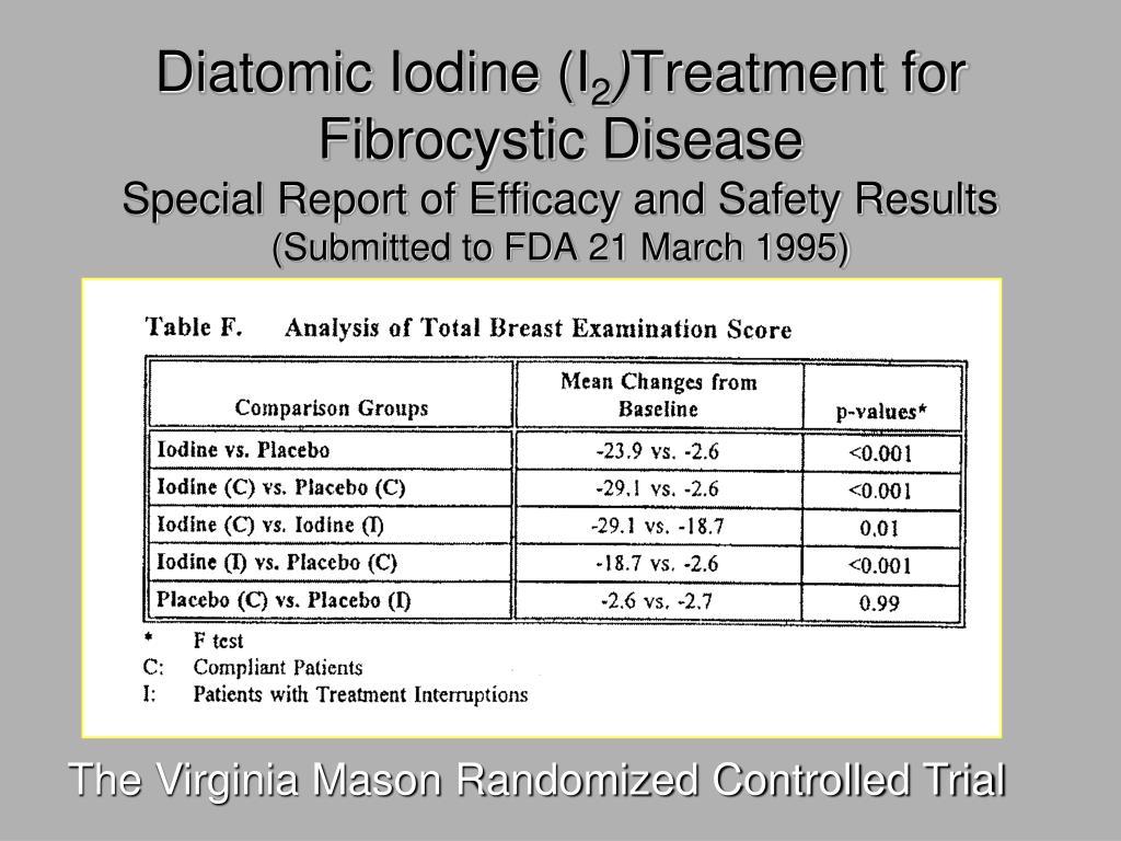 Diatomic Iodine (I