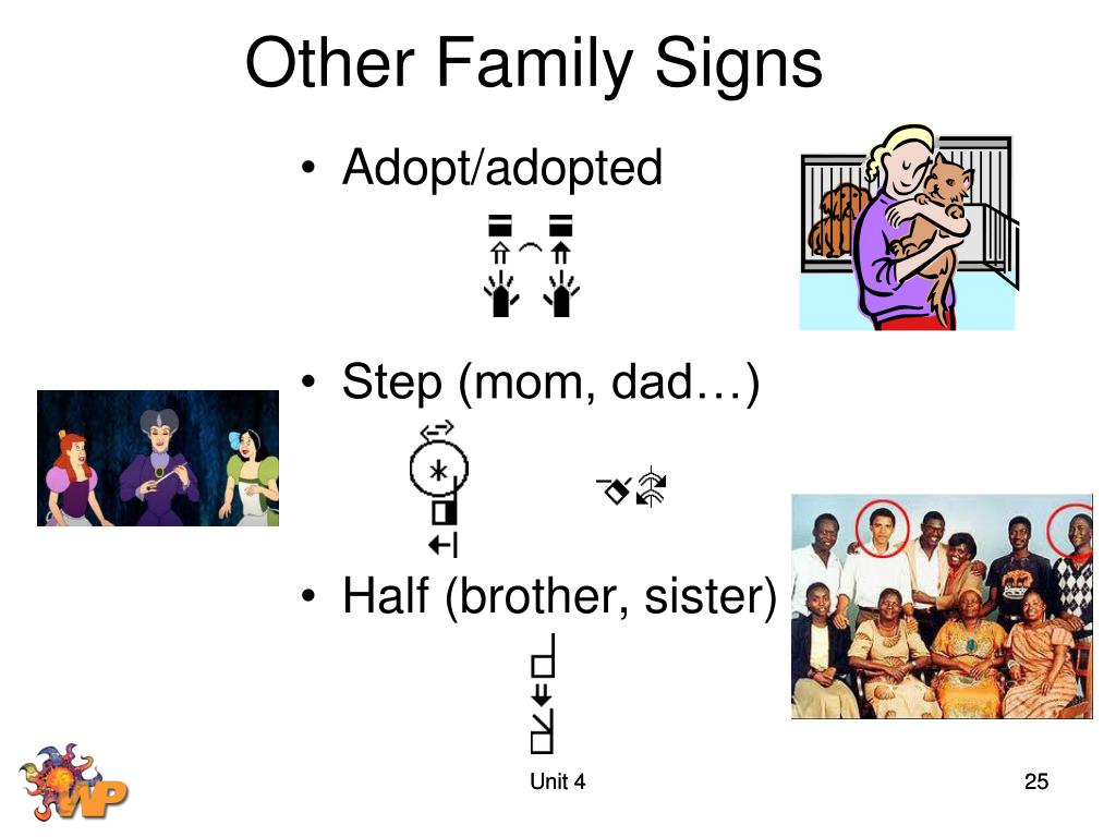 Other Family Signs