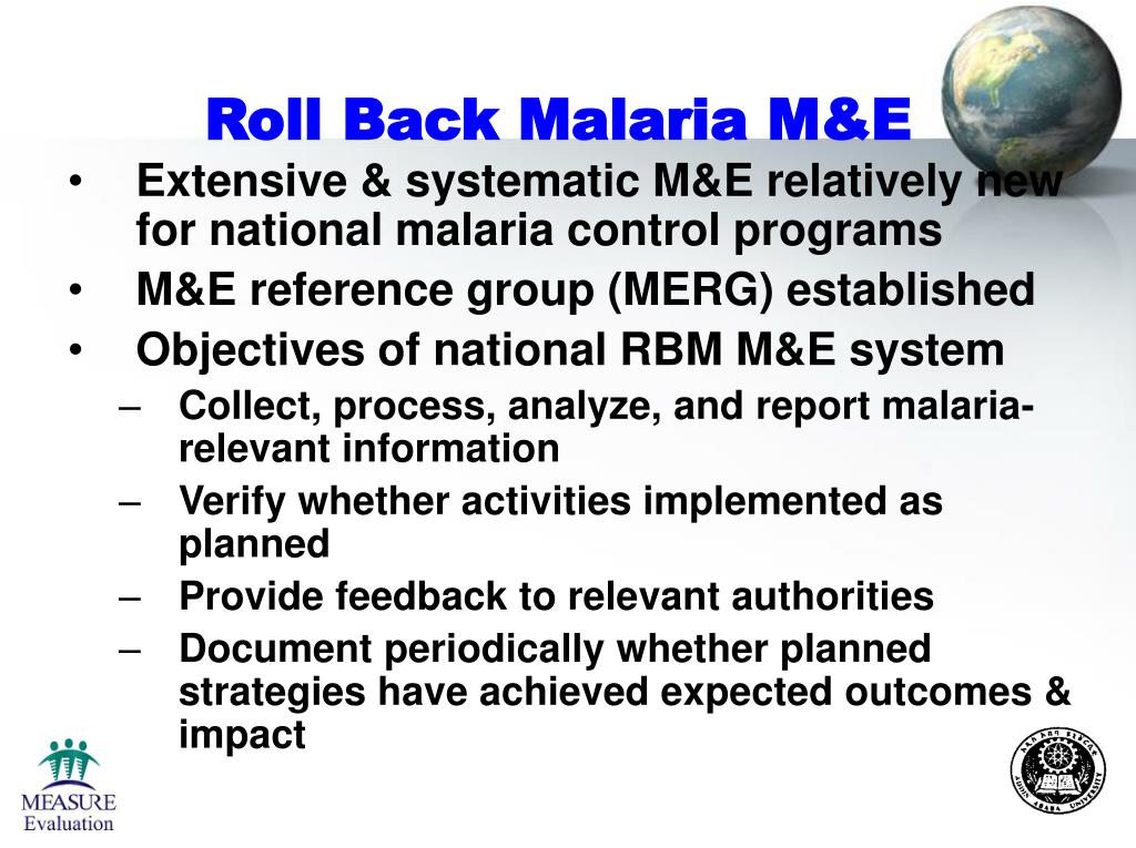 Nigeria And Challenges Of Roll-Back Malaria