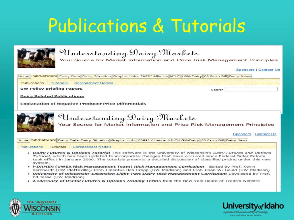 Publications & Tutorials
