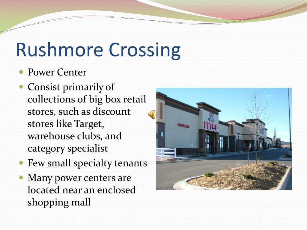 Rushmore Crossing