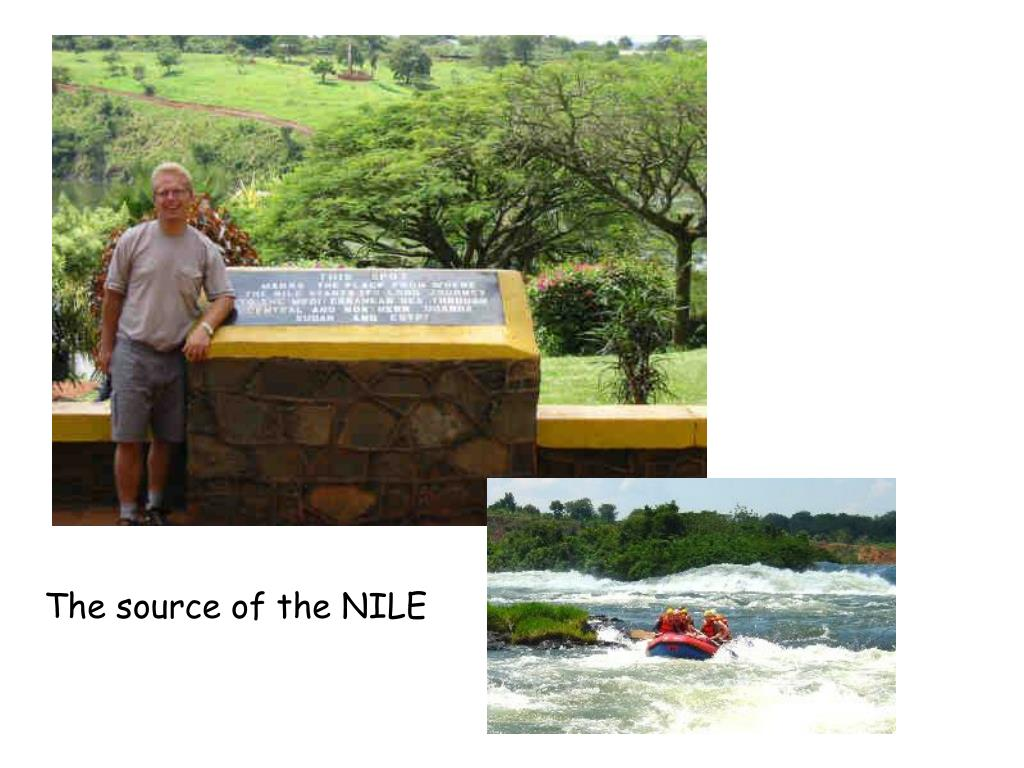 The source of the NILE