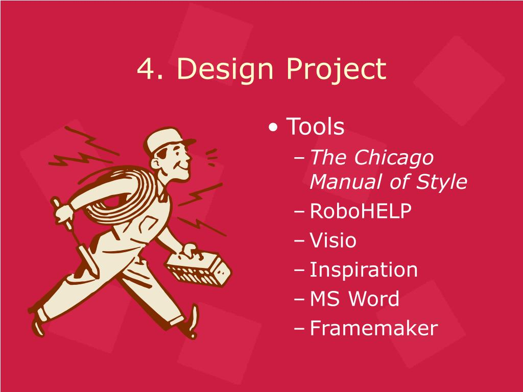 4. Design Project