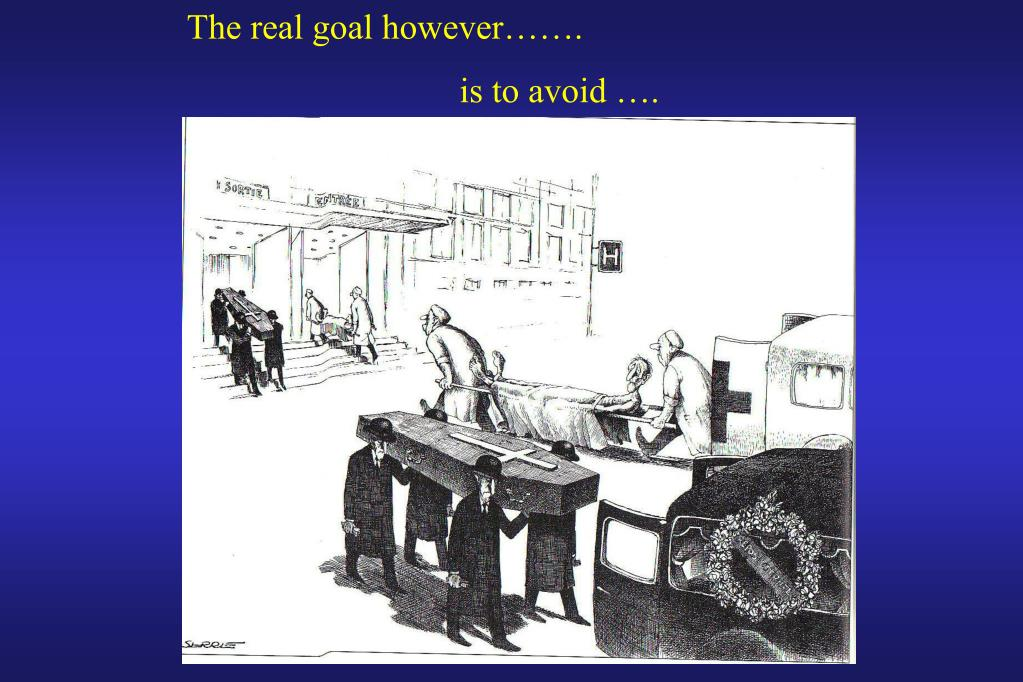 The real goal however…….