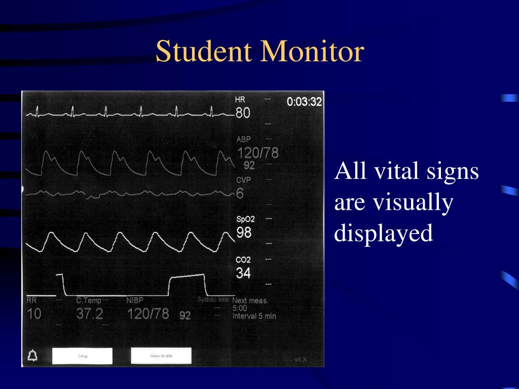 Student Monitor