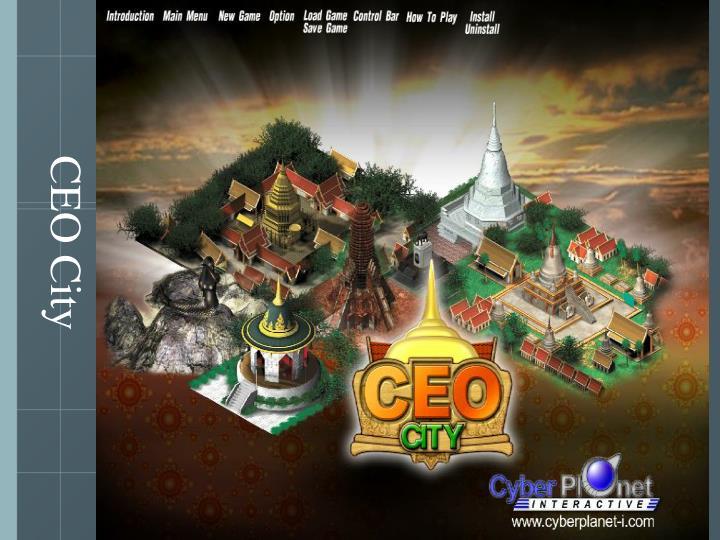 CEO City