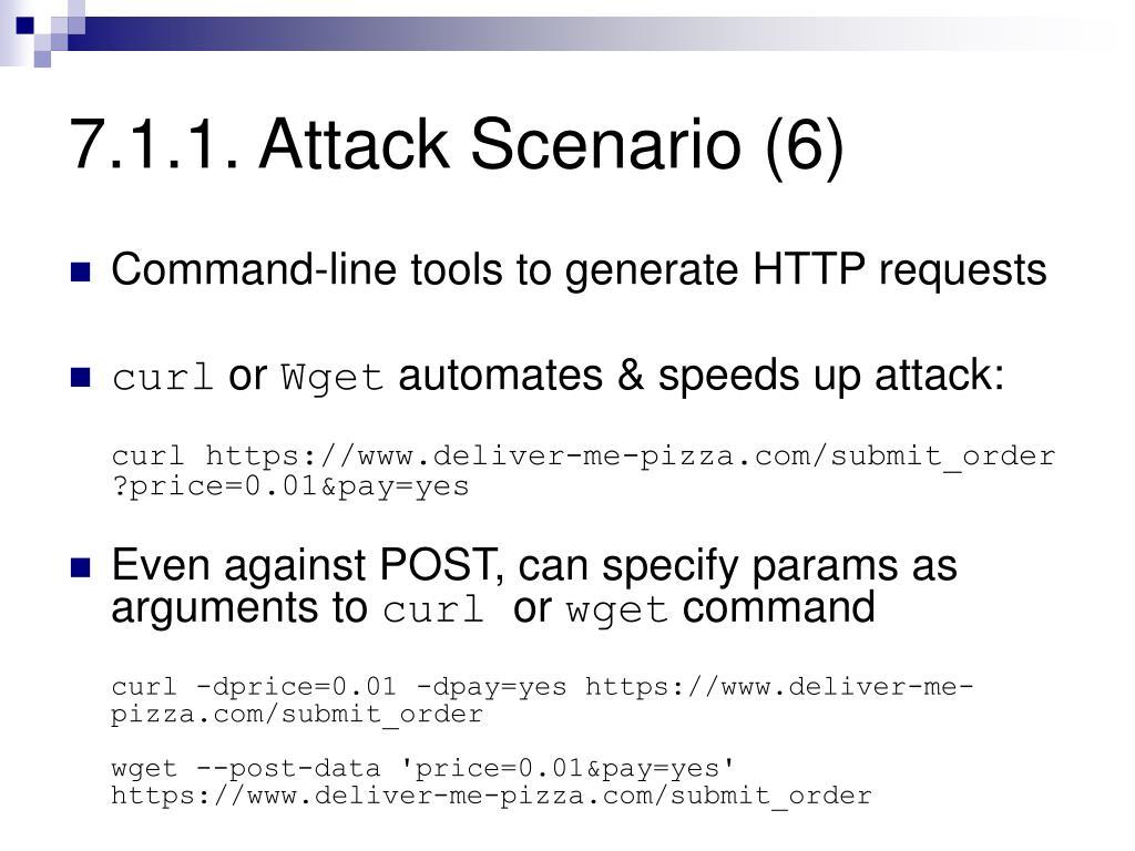 7.1.1. Attack Scenario (6)