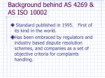 background behind as 4269 as iso 100026
