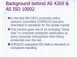 background behind as 4269 as iso 100027