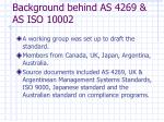 background behind as 4269 as iso 100028