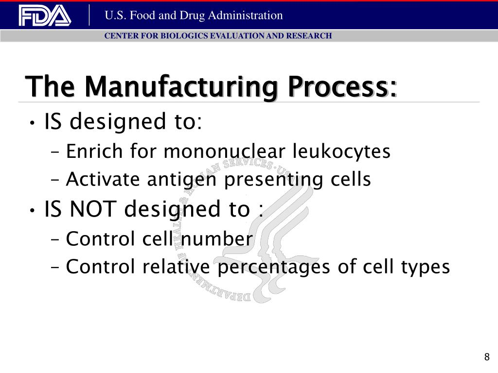 The Manufacturing Process:
