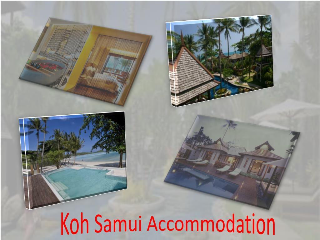 Koh Samui Accommodation