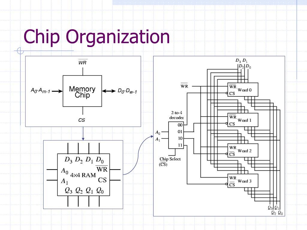 Chip Organization