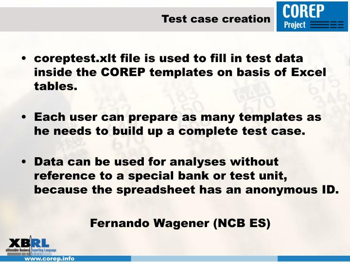 Test case creation l.jpg