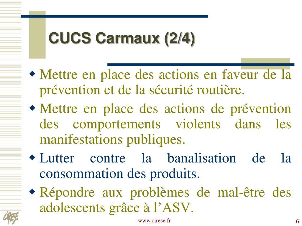 CUCS Carmaux (2/4)