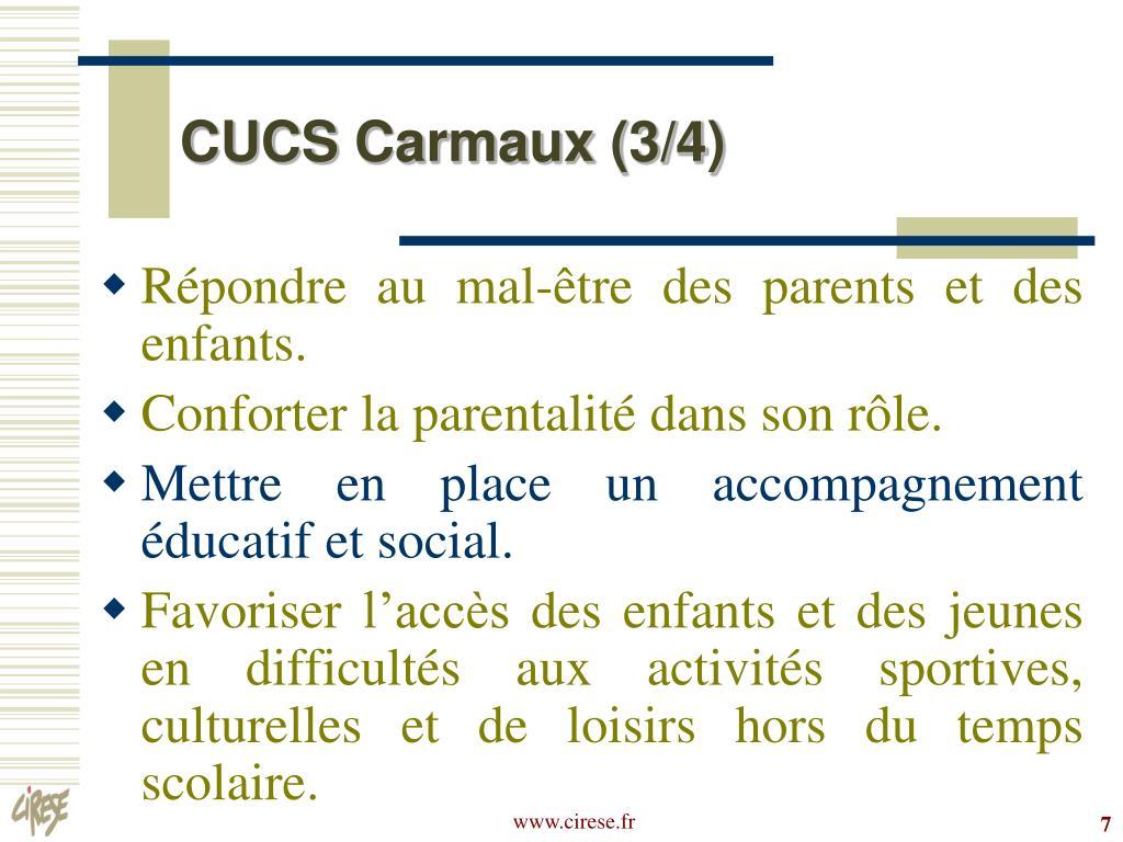 CUCS Carmaux (3/4)