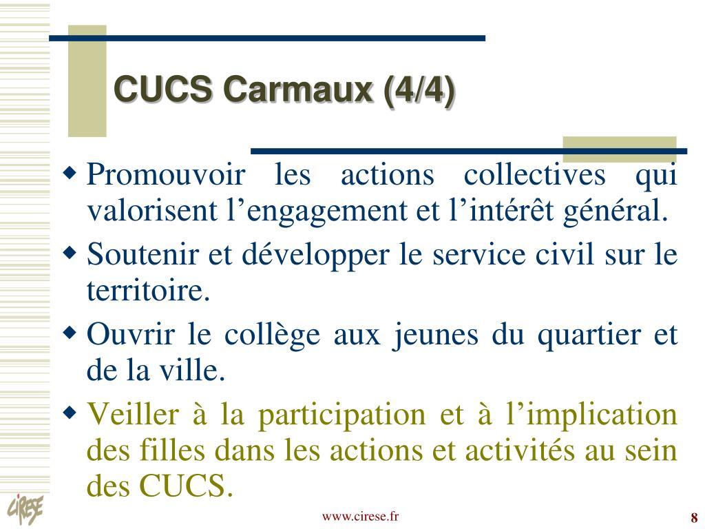CUCS Carmaux (4/4)