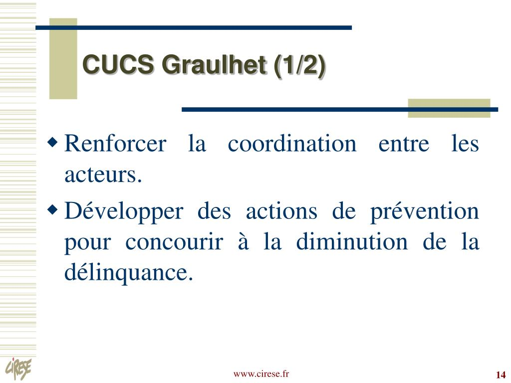 CUCS Graulhet (1/2)