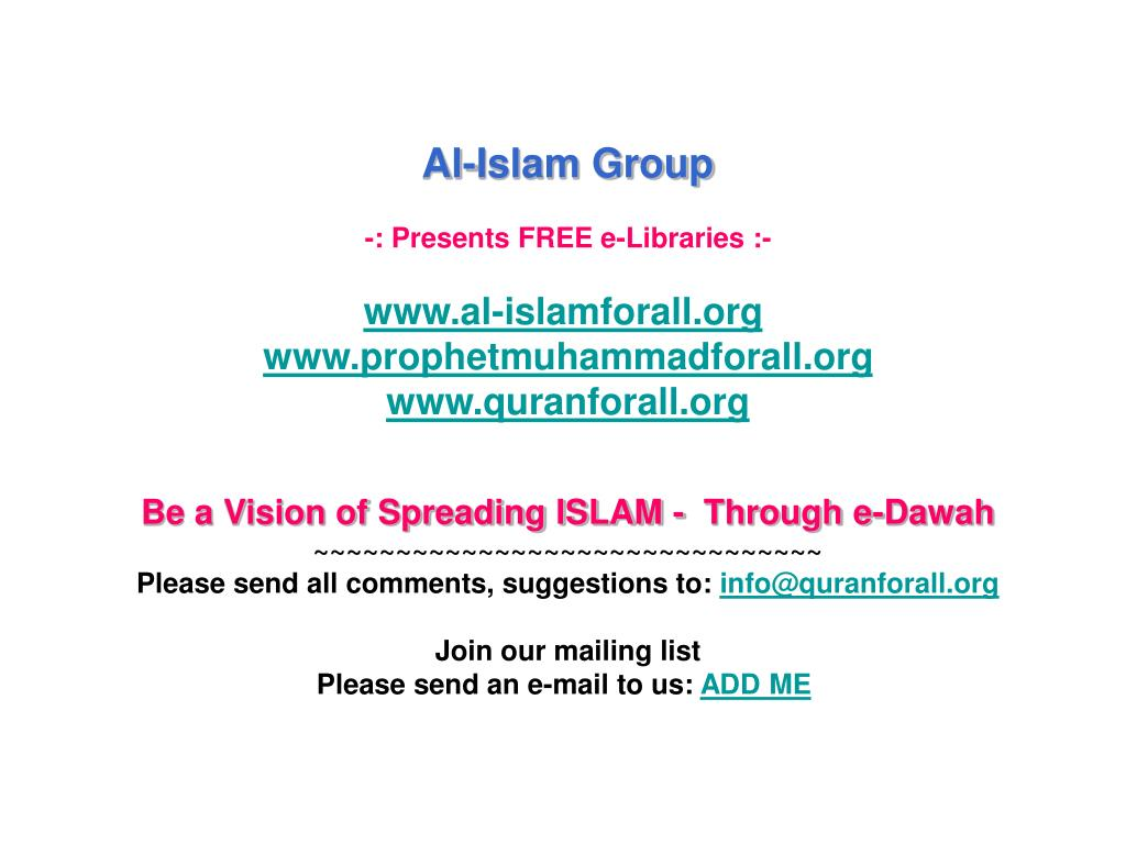 Al-Islam Group