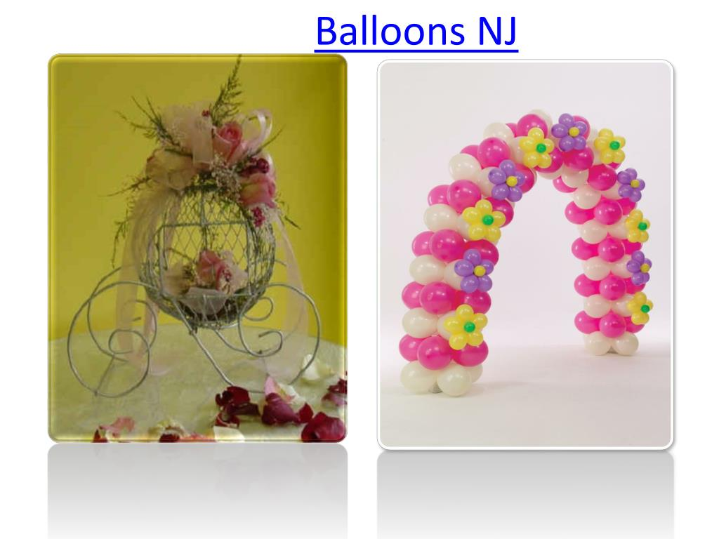 Balloons NJ