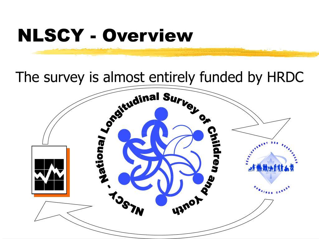 NLSCY - Overview