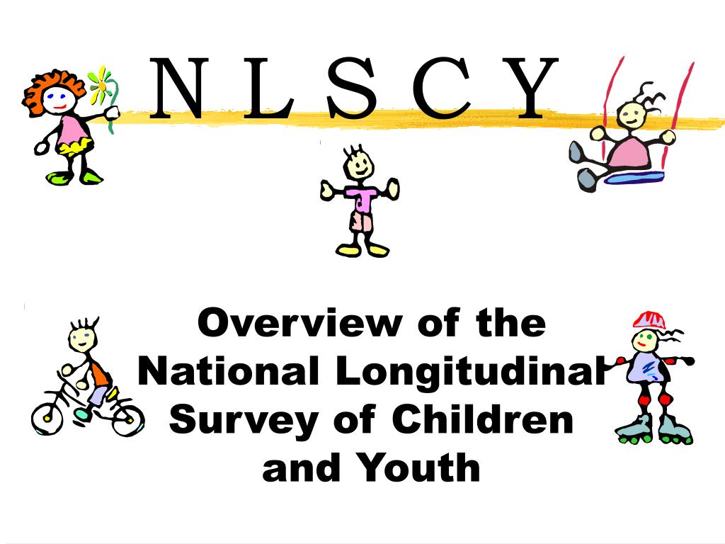 Overview of the National Longitudinal Survey of Children