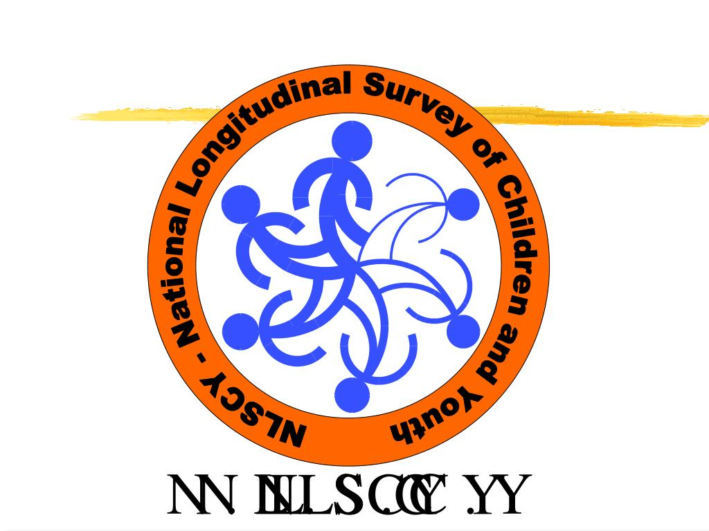 NLSCY - National Longitudinal Survey of Children and Youth