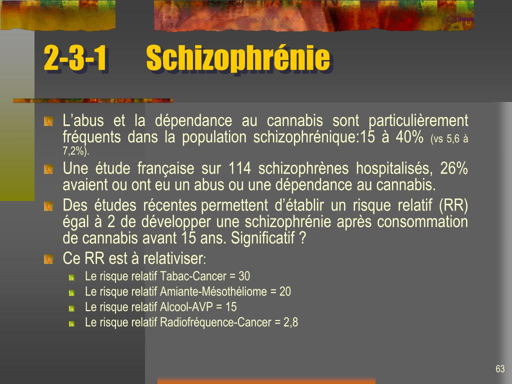 2-3-1Schizophrénie