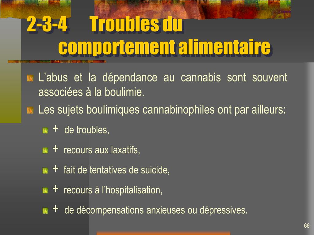 2-3-4Troubles du comportement alimentaire