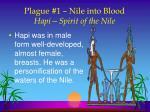 plague 1 nile into blood hapi spirit of the nile