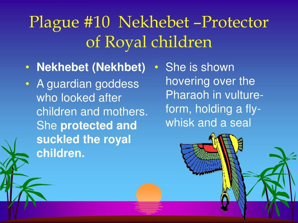 Nekhebet (Nekhbet)
