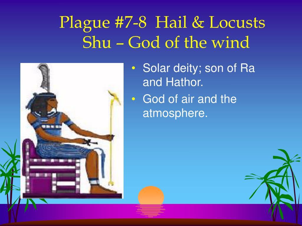 Solar deity; son of Ra and Hathor.