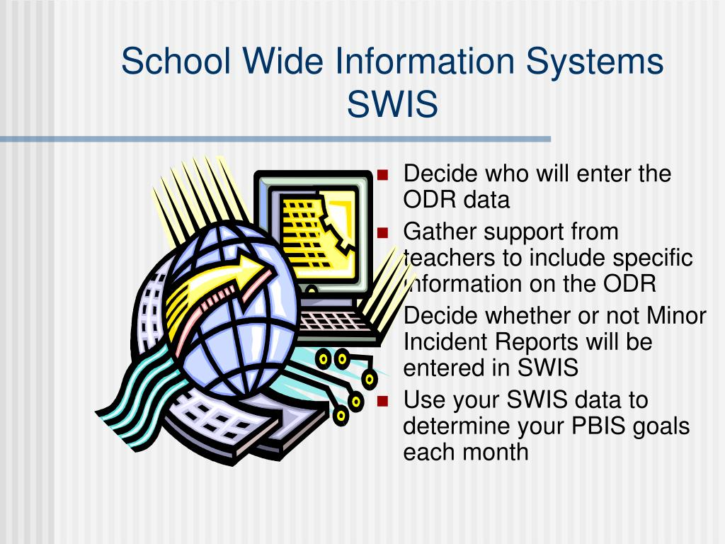 School Wide Information Systems