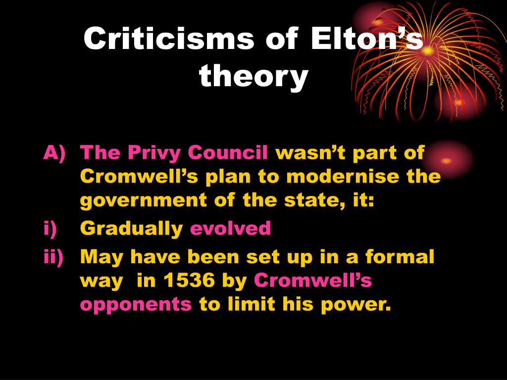 The music Elton Thesis Revolution In Government views, and