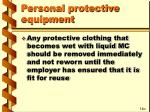 personal protective equipment70