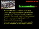 recommendations contd34