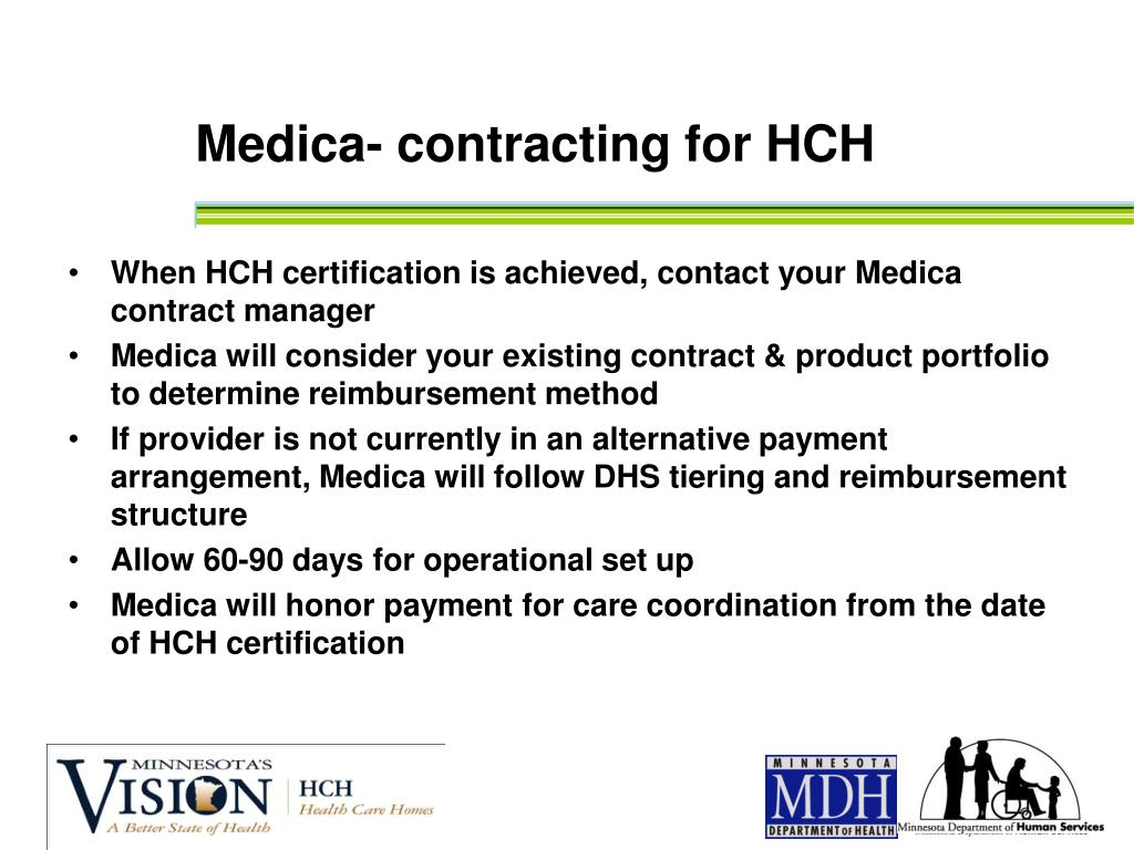 Medica- contracting for HCH