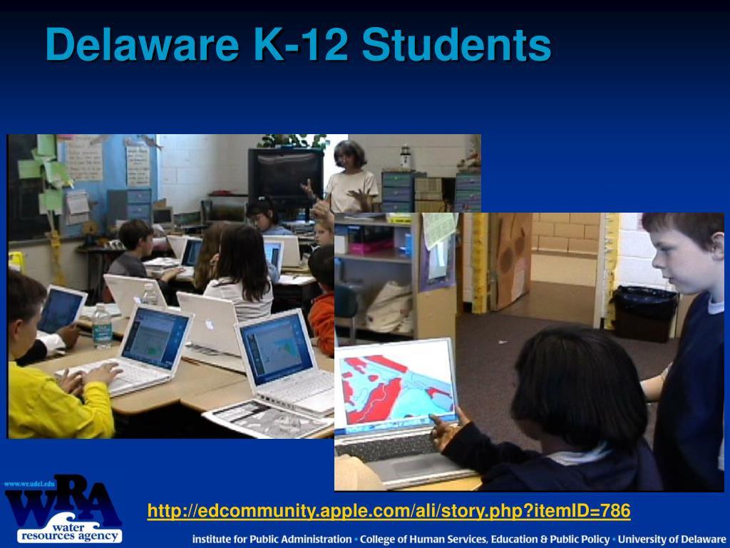 Delaware K-12 Students
