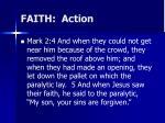 faith action