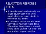 relaxation response steps21