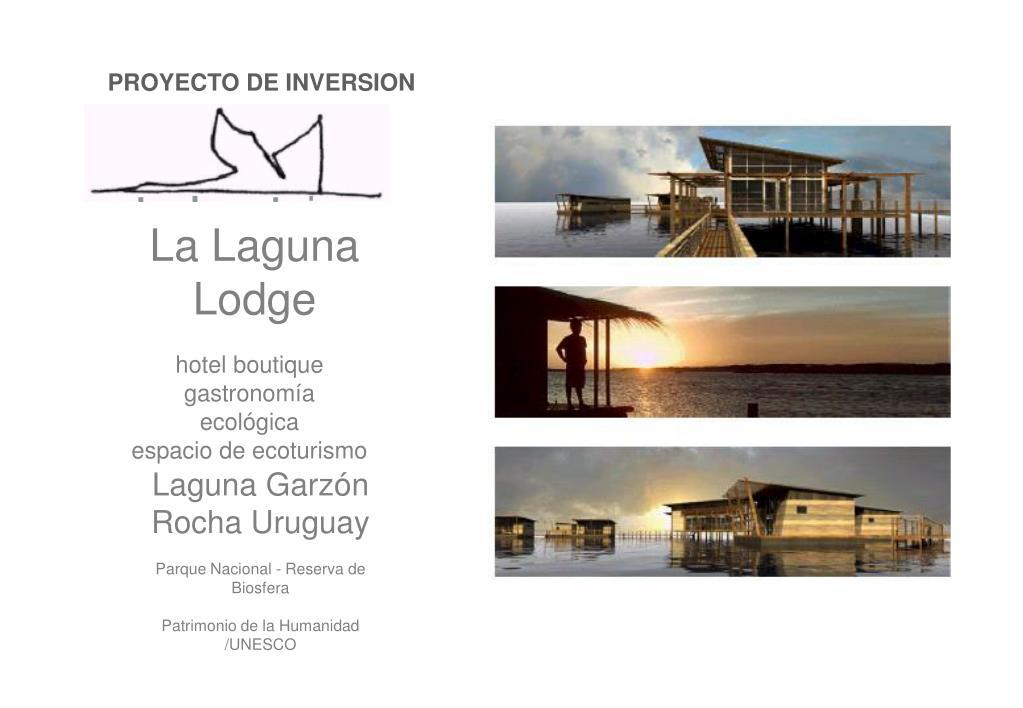 La Laguna Lodge