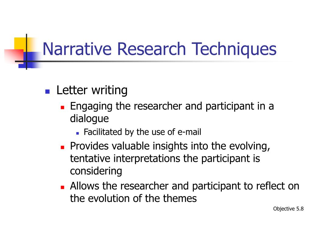 narrative writing techniques What is narrative mode and what are the different narrative modes in fiction an introduction to the methods used to present story and plot in fiction.
