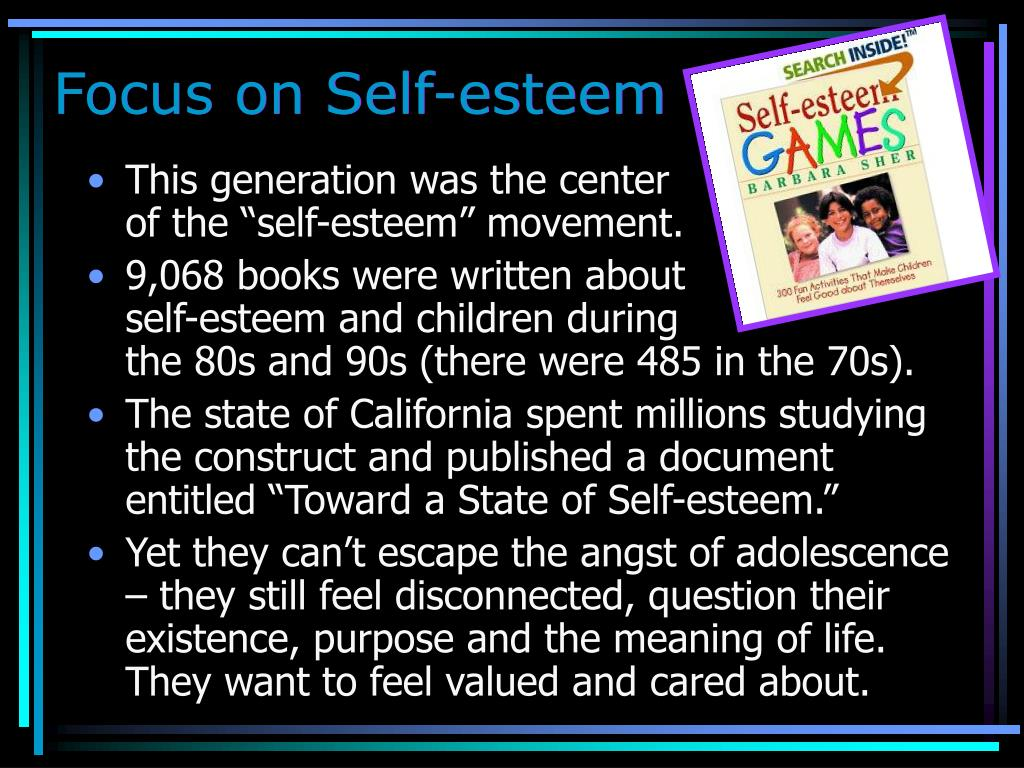 Focus on Self-esteem