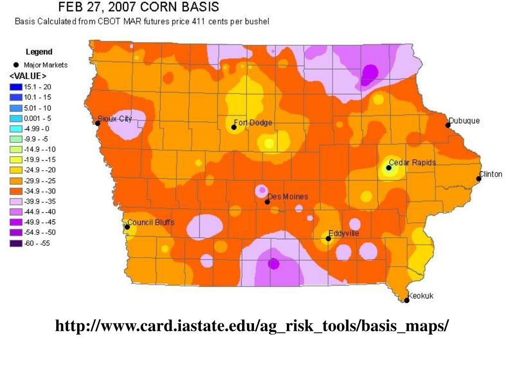 http://www.card.iastate.edu/ag_risk_tools/basis_maps/