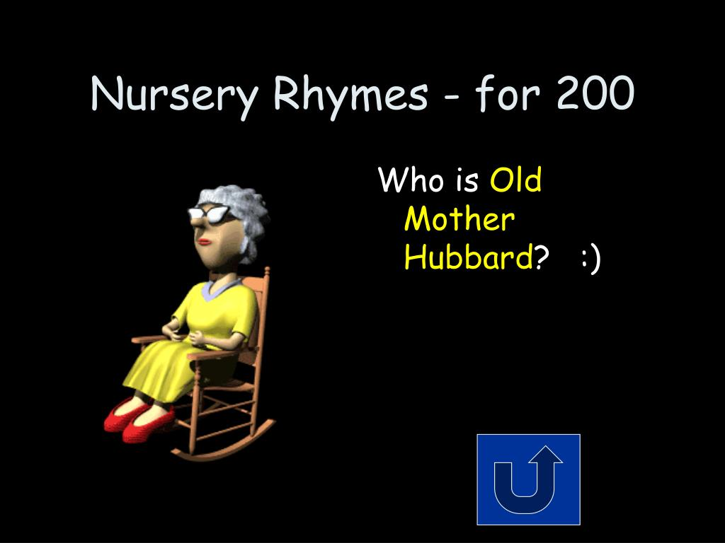 Nursery Rhymes - for 200