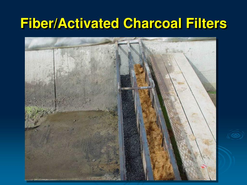 Fiber/Activated Charcoal Filters