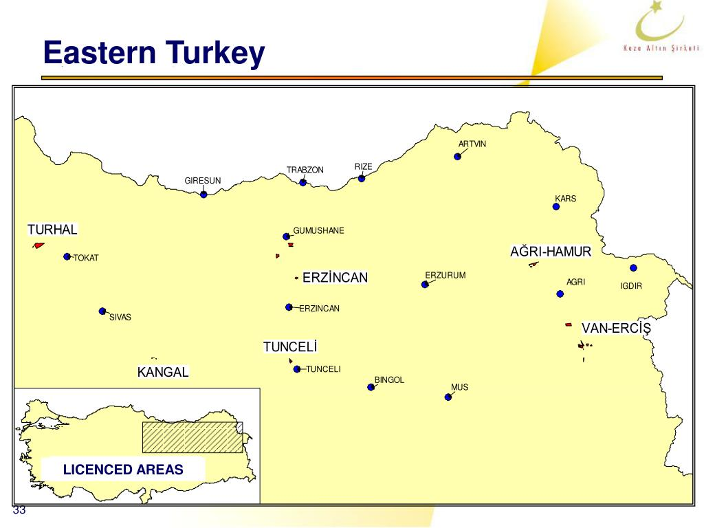 Eastern Turkey